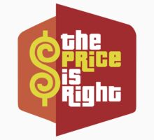 The Price is Right Kids Clothes