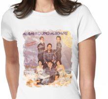 miami sound machine Womens Fitted T-Shirt