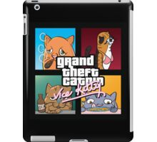 Grand Theft Catnip iPad Case/Skin