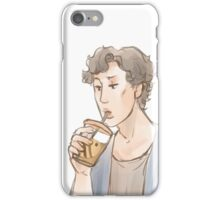 bee sippy cup iPhone Case/Skin