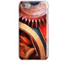 WOOD ABSTRACT iPhone Case/Skin