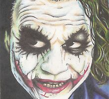 The Joker by Jade Jones