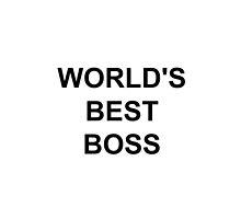 Michael Scott's World's Best Boss mug by mikemaxdesigns