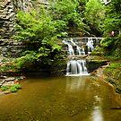 Lina Falls by BigD