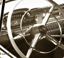Classic Car 69 by Joanne Mariol
