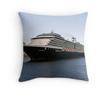 Westerdam Throw Pillow