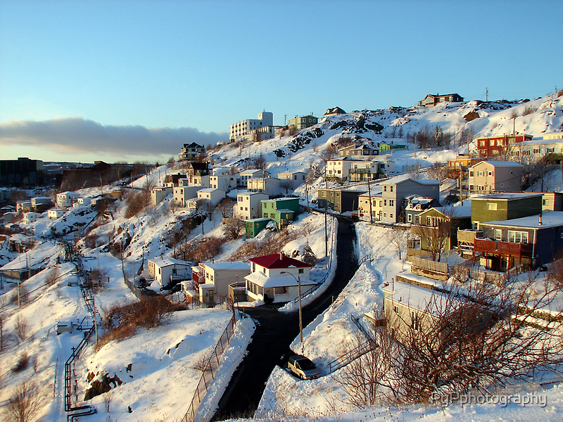 The Battery, St. John's,  by PgPphotography