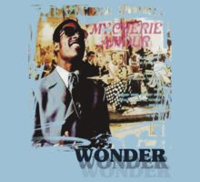 Stevie Wonder by AstaroClothing