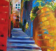 Fauve Alley by Kieran  Sturgeon