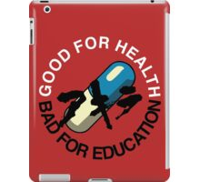 Good for Health iPad Case/Skin