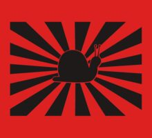 Rising Snail by Jonathan  Hagstrom
