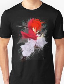 Samurai Splash Unisex T-Shirt