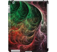 Abstract Art Space Fire iPad Case/Skin