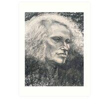 Portrait of Nina Art Print