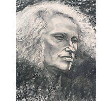 Portrait of Nina Photographic Print