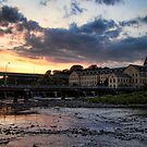 Scenic Appleton Wisconsin by EbelArt