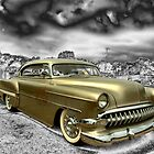 1954 Chevrolet Custom Street Rod by TeeMack