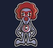 Clown Mascot Kids Tee