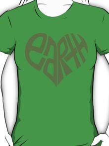 I HEART EARTH T-Shirt