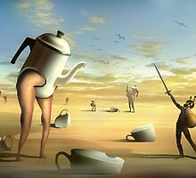 A Batalha Final by Marcel Caram