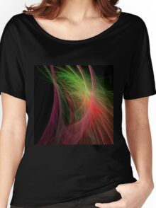 Space Wave Women's Relaxed Fit T-Shirt