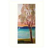 Bribie Island  Evening  Art Print
