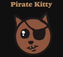 Pirate Kitty  by Rajee