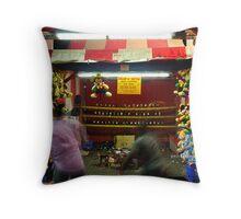 NY State Fair 2009 VII Throw Pillow