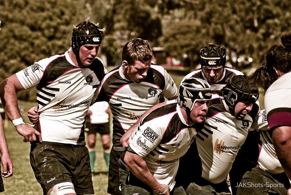 Geelong Rams Grand Final II by JAKShots-Sports