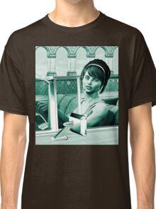 Vintage Woman Classic T-Shirt