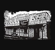 Buckhorn Saloon by Vicki Pelham