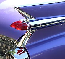 purple caddy by Marda Bebb