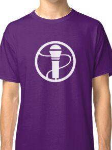 Microphone Design Classic T-Shirt