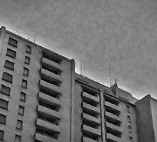 Horizon Building by Artur Mandas