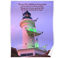 Shining Bright Poster
