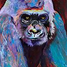 Never Date A Gorilla With A Nice Smile by Pat Saunders-White