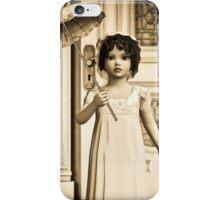 Vintage Girl iPhone Case/Skin