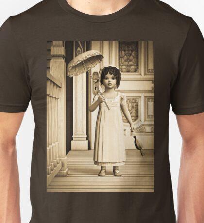 Vintage Girl Unisex T-Shirt