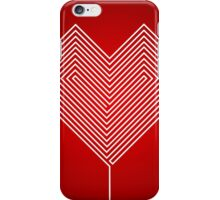 Heart Labyrinth iPhone Case/Skin