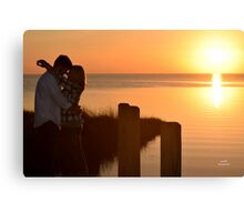 Yes...I do! Canvas Print