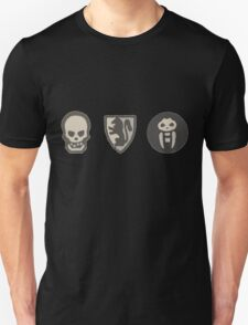 Hero Quest Dice Face's T-Shirt