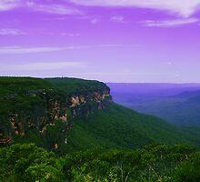Blue Mountains by dan87