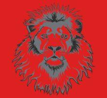 Lion Head Kids Tee