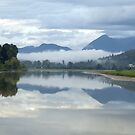 Clouds and Reflections by Annie Lemay  Photography