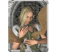 Princess and Dragon iPad Case/Skin