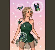 Fairy and Butterflies Unisex T-Shirt
