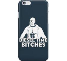 Paul Walker - Diesel Time Bitches iPhone Case/Skin