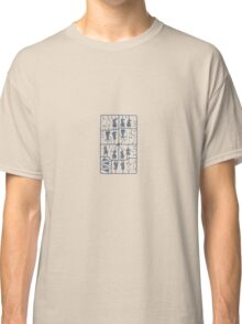Warhammer Lord Of The Rings Sprue Classic T-Shirt