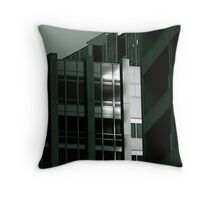 View to the left Throw Pillow