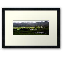 Gunn's Plains, Tasmania Framed Print
